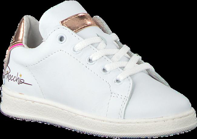 Weiße PINOCCHIO Sneaker P1114 - large
