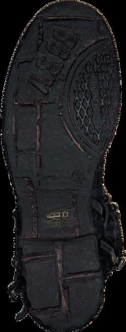 Schwarze A.S.98 Biker Boots 520278 201 6002 SOLE SAINT 14 - large