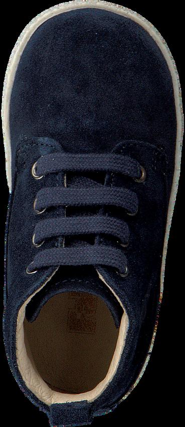 Blaue FALCOTTO Schnürschuhe CELIO  - larger
