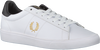 Weiße FRED PERRY Sneaker low B8255  - small