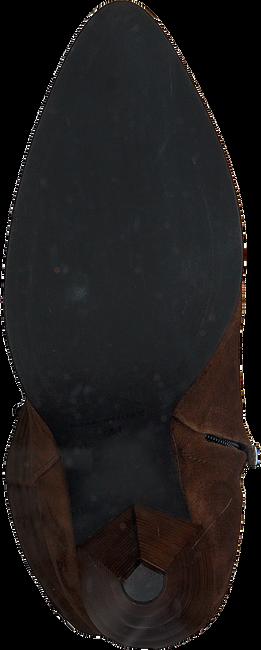 Cognacfarbene NOTRE-V Hohe Stiefel DUNA1M\G  - large