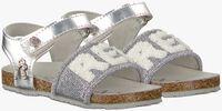 Silberne REPLAY Sneaker PAPUA  - medium