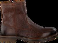 Cognacfarbene OMODA Ankle Boots 530068  - medium