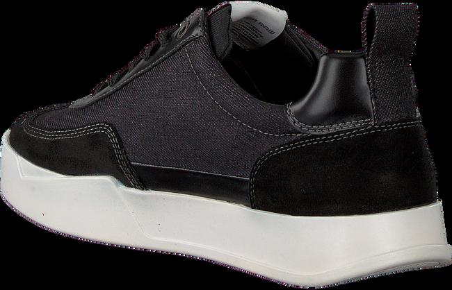 Schwarze G-STAR RAW Sneaker RACKAM DOMMIC  - large