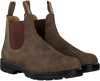 Braune BLUNDSTONE Chelsea Boots CLASSIC HEREN  - small