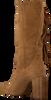 Cognacfarbene NOTRE-V Stiefeletten 8527  - small