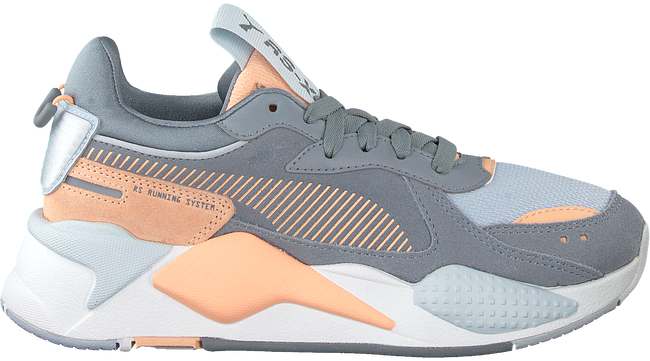 Graue PUMA Sneaker RS-X REINVENT WN'S  - large