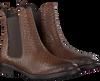 Cognacfarbene OMODA Chelsea Boots 051.903 - small