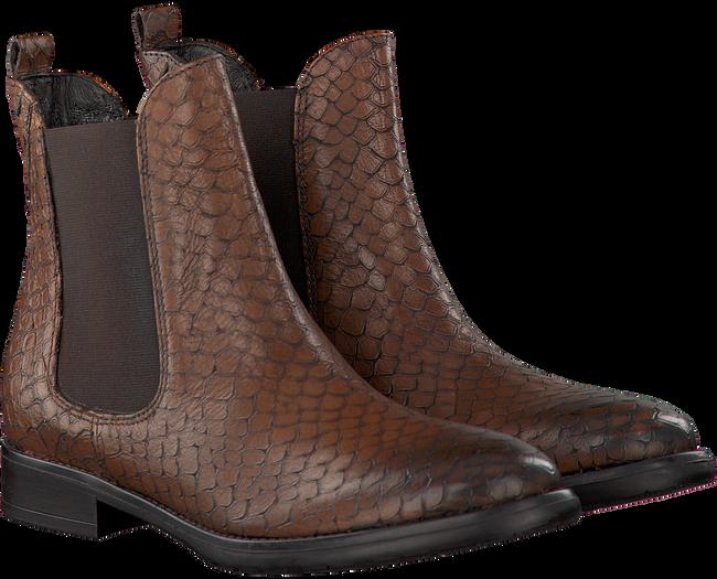 Cognacfarbene OMODA Chelsea Boots 051.903 - large
