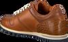 Cognacfarbene VAN LIER Sneaker 1917212  - small