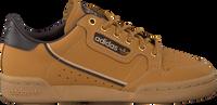 Braune ADIDAS Sneaker CONTINENTAL 80 J  - medium