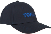 Blaue TOMMY HILFIGER Kappe TOMMY PATCH CAP  - medium