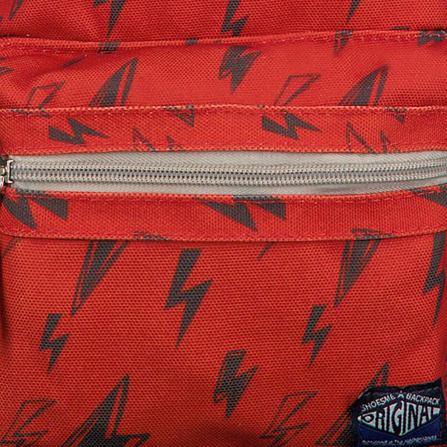 Rote SHOESME Rucksack BAG9A030  - large