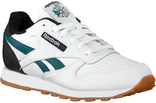 Weiße REEBOK Sneaker low CLASSIC LEATHER  - large