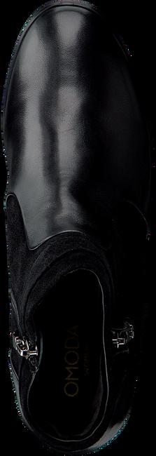Schwarze OMODA Stiefeletten CORINNE-08 - large