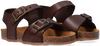 Braune KIPLING Sandalen EASY 4  - small