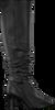 Schwarze UNISA Hohe Stiefel URICA  - small