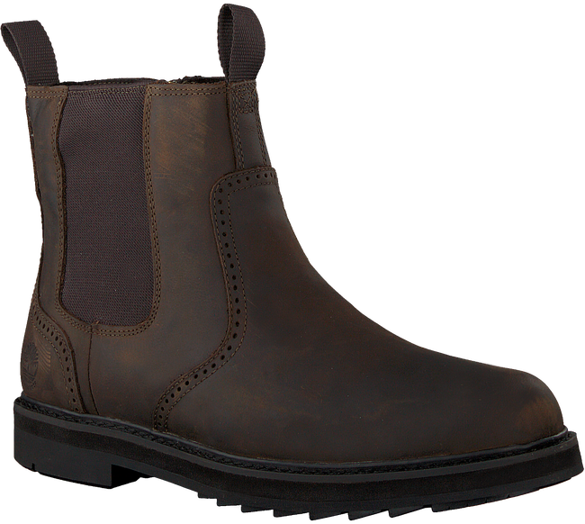Braune TIMBERLAND Chelsea Boots SQUALL CANYON CHELSEA  - large