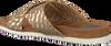 Goldfarbene LAZAMANI Pantolette 33.751  - small