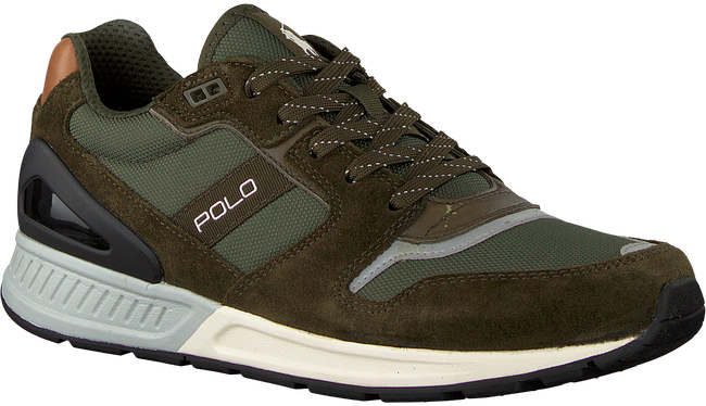 Grüne POLO RALPH LAUREN Sneaker TRAIN100 - large
