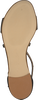 Goldfarbene NOTRE-V Sandalen 37143  - small