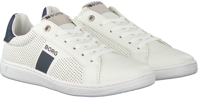 Weiße BJORN BORG Sneaker T307 LOW PRF T  - large