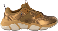 Goldfarbene TOMMY HILFIGER Sneaker low METALLIC TOMMY CHUNKY  - medium