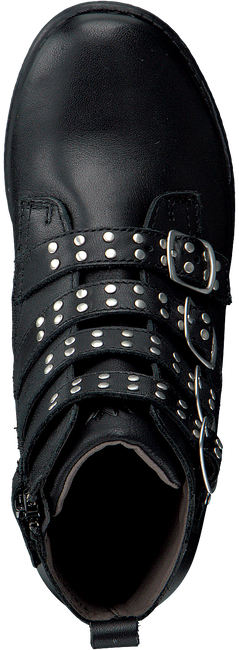 Schwarze BRAQEEZ Biker Boots EMMY EAST - large