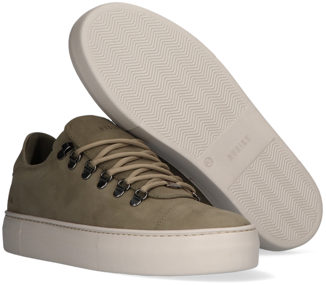 Grüne NUBIKK Sneaker low JAGGER CLASSIC  - large