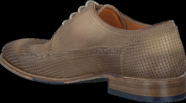 Taupe OMODA Business Schuhe 8216 - large
