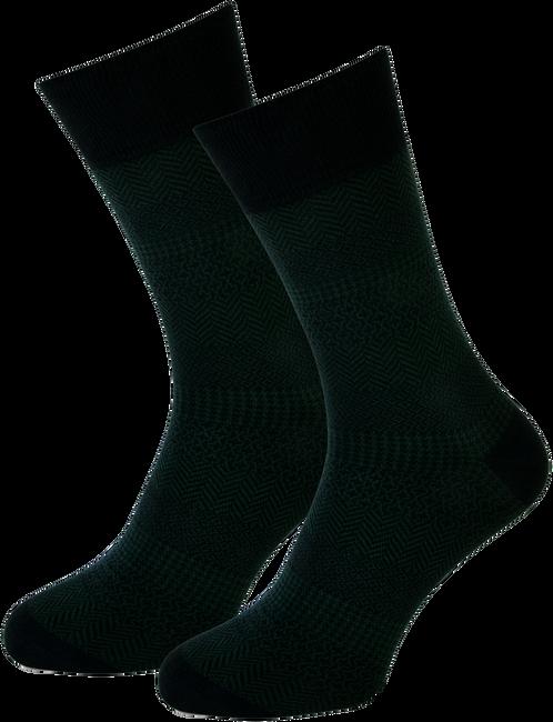 Grüne MARCMARCS Socken RED NEW YORK - large