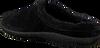 Schwarze TOMS Hausschuhe BERKELEY  - small