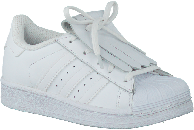 Weiße SNEAKER BOOSTER Schuh-Candy SN KIDS - large