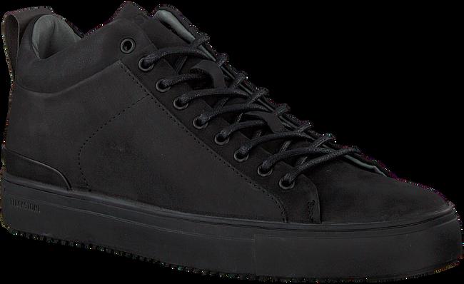Schwarze BLACKSTONE Sneaker SG19  - large