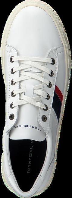 Weiße TOMMY HILFIGER Sneaker low FASHION LH LE  - large