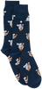 Blaue Alfredo Gonzales Socken KOALA  - small