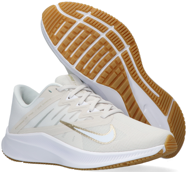 Graue NIKE Sneaker low QUEST 3 WMNS  - large