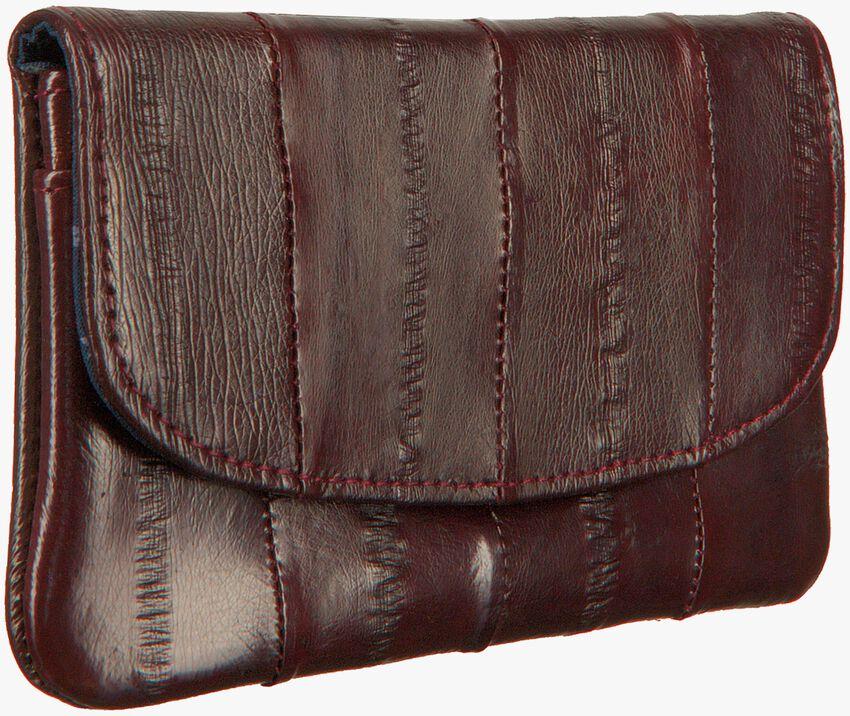 Rote BECKSONDERGAARD Portemonnaie HANDY RAINBOW AW19  - larger