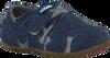 Blaue LIVING KITZBUHEL Hausschuhe 2856 - small