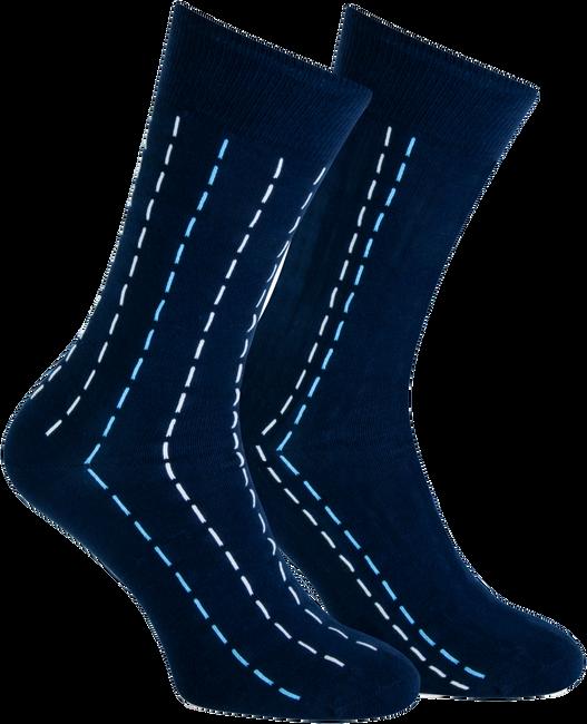 Blaue MARCMARCS Socken CAMIEL  - large