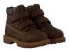 Braune TIMBERLAND Ankle Boots 6'INCH HOOK AND LOOP BOOT - small