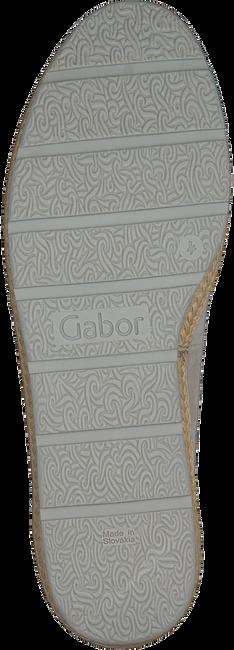 Beige GABOR Slipper 400.1  - large