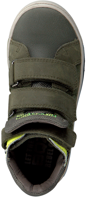 Grüne BRAQEEZ Sneaker high DEX DAY  - large