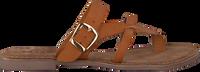 Braune LAZAMANI Pantolette 75.608  - medium