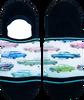 Blaue XPOOOS Socken CAR SHOW  - small