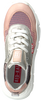 Silberne RED-RAG Sneaker low 13282  - small