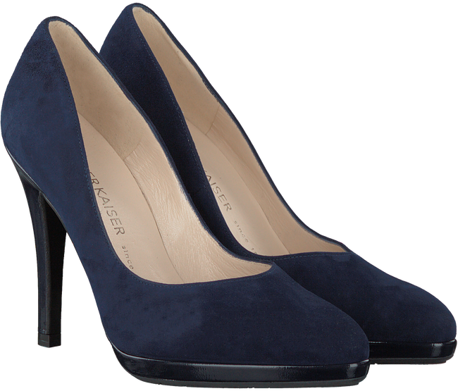Blaue PETER KAISER Pumps HERDI - large