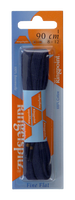 Blaue COLLONIL Schnürsenkel VETER - medium