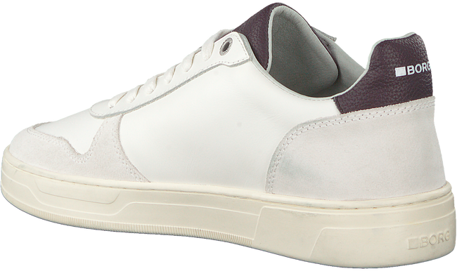 Weiße BJORN BORG Sneaker T1020 LOW  - large