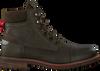 Grüne NEW ZEALAND AUCKLAND Ankle Boots NEWEA HIGH TMB M - small